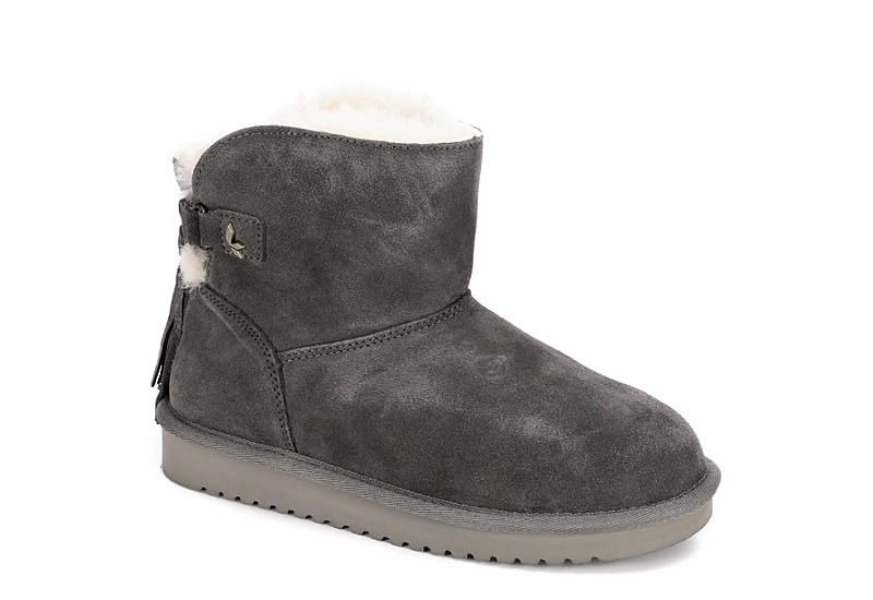 8ee647a3e66 GREY KOOLABURRA by UGG Womens Jaelyn Mini