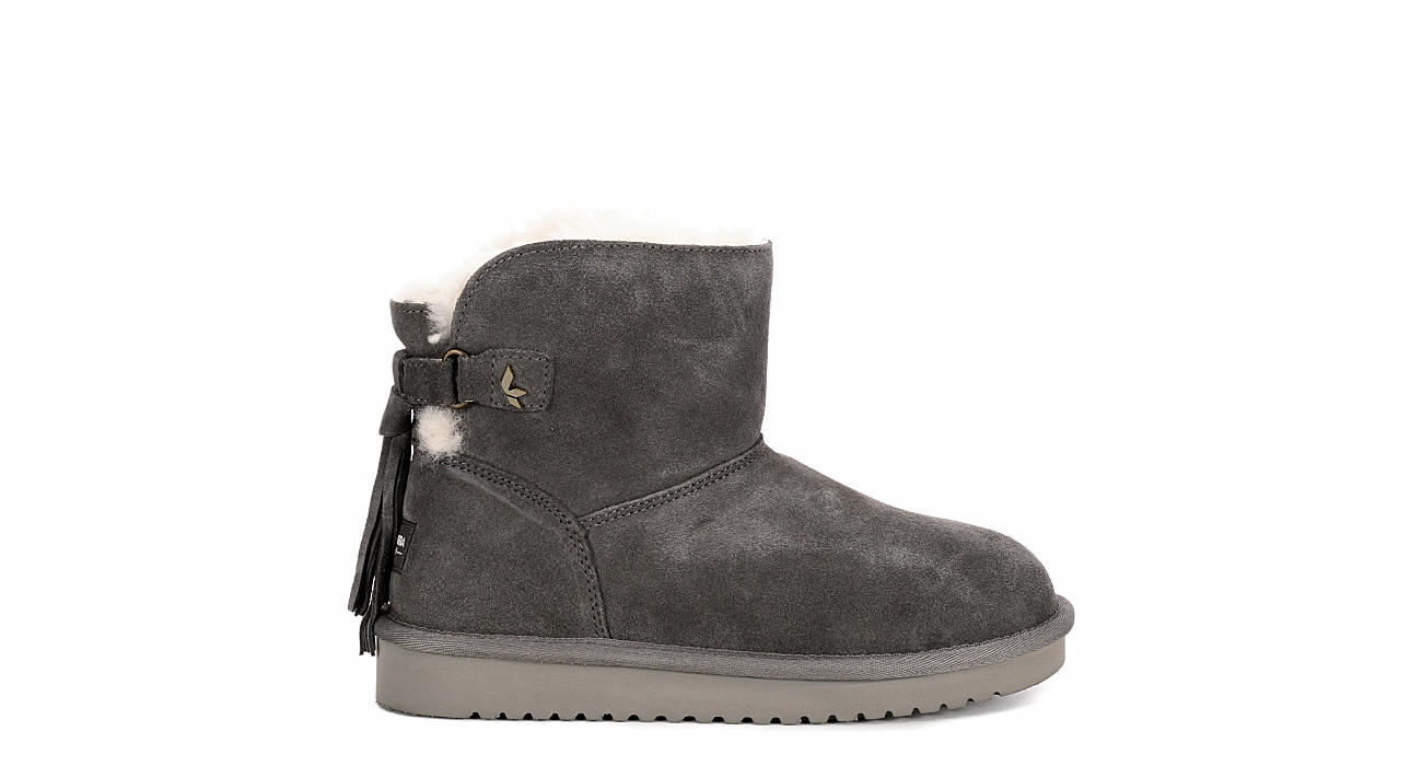 57bdaf4a1d1 Koolaburra By Ugg Womens Jaelyn Mini - Grey