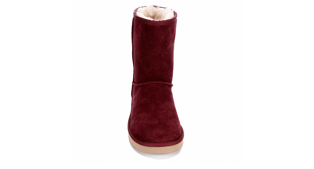 KOOLABURRA by UGG Womens Koola Short - WINE