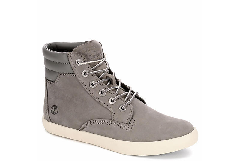 GREY TIMBERLAND Womens Dausette