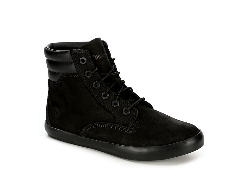 BLACK TIMBERLAND Womens Dausette