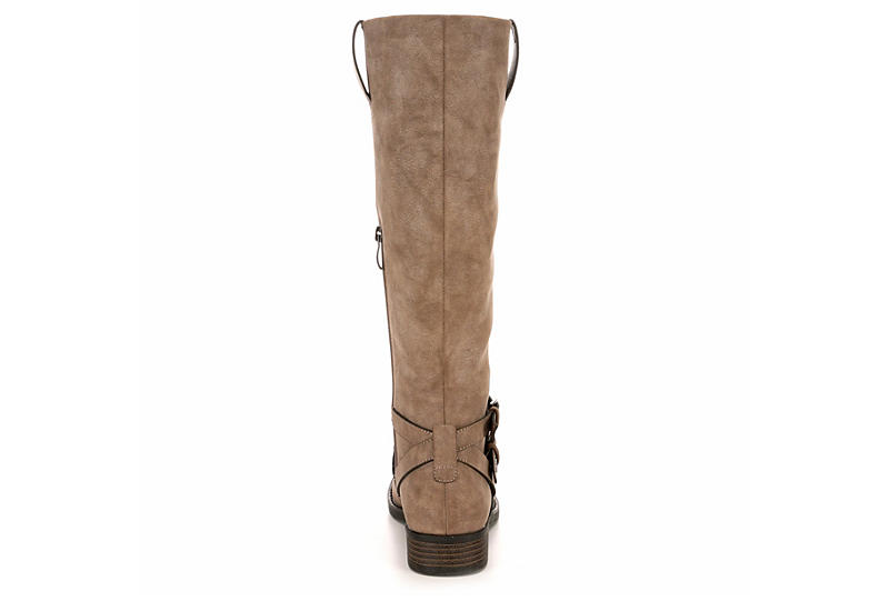 LIMELIGHT Womens Kinley Wide Calf - TAUPE