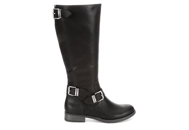 LIMELIGHT Womens Rylie Wide Calf - BLACK