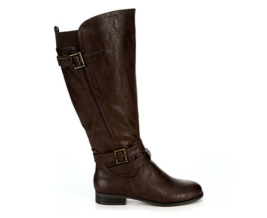 Womens Francesca Wide Calf
