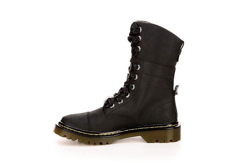 DR.MARTENS Womens Yuba - BLACK