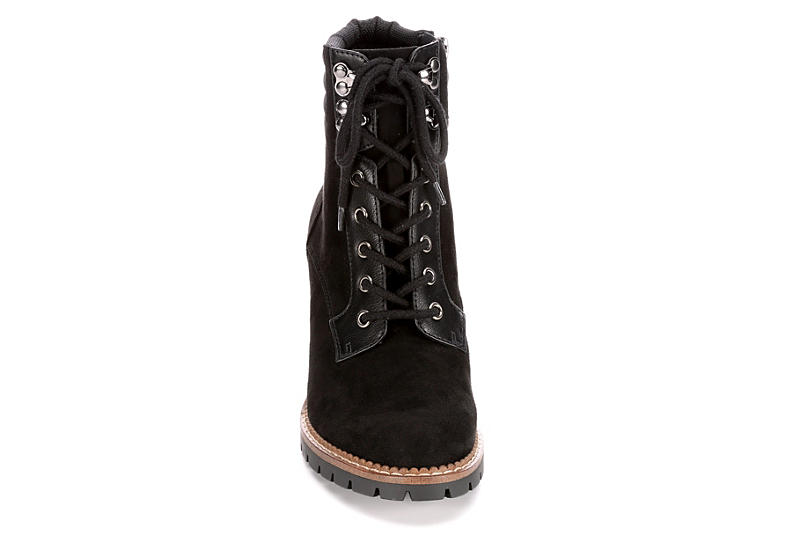 SOPHIE17 Womens Hunter - BLACK