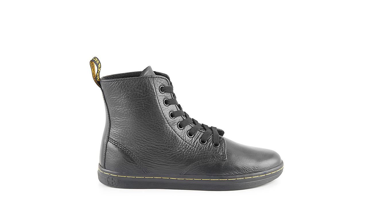 detailed images pretty cool outlet for sale Dr.martens Womens Leyton - Black