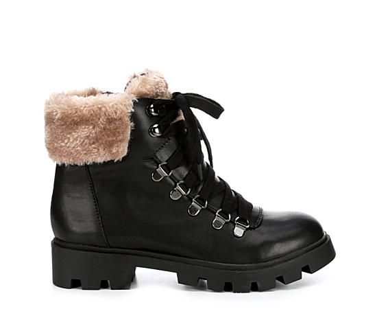a02ac3cd6bf Women's Combat Boots | Lace-Up Boots | Rack Room Shoes