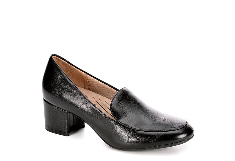 LIFESTRIDE Womens Trixie Loafer - BLACK
