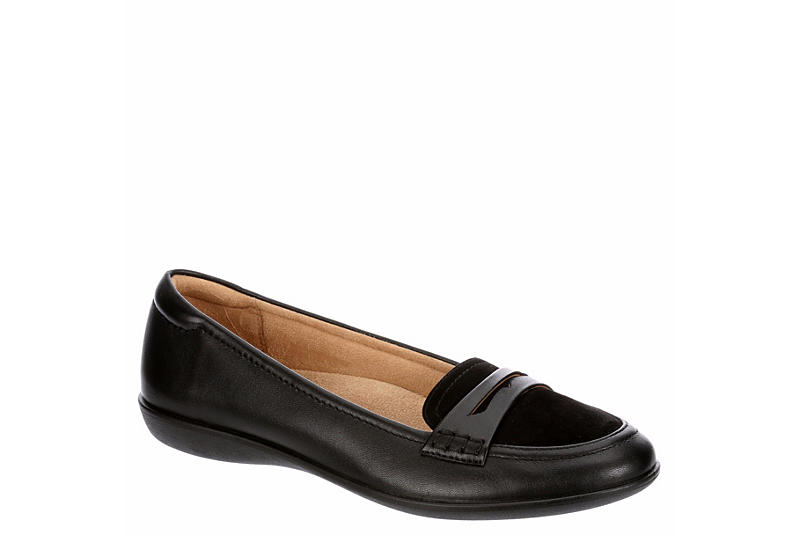 NATURALIZER Womens Finley - BLACK