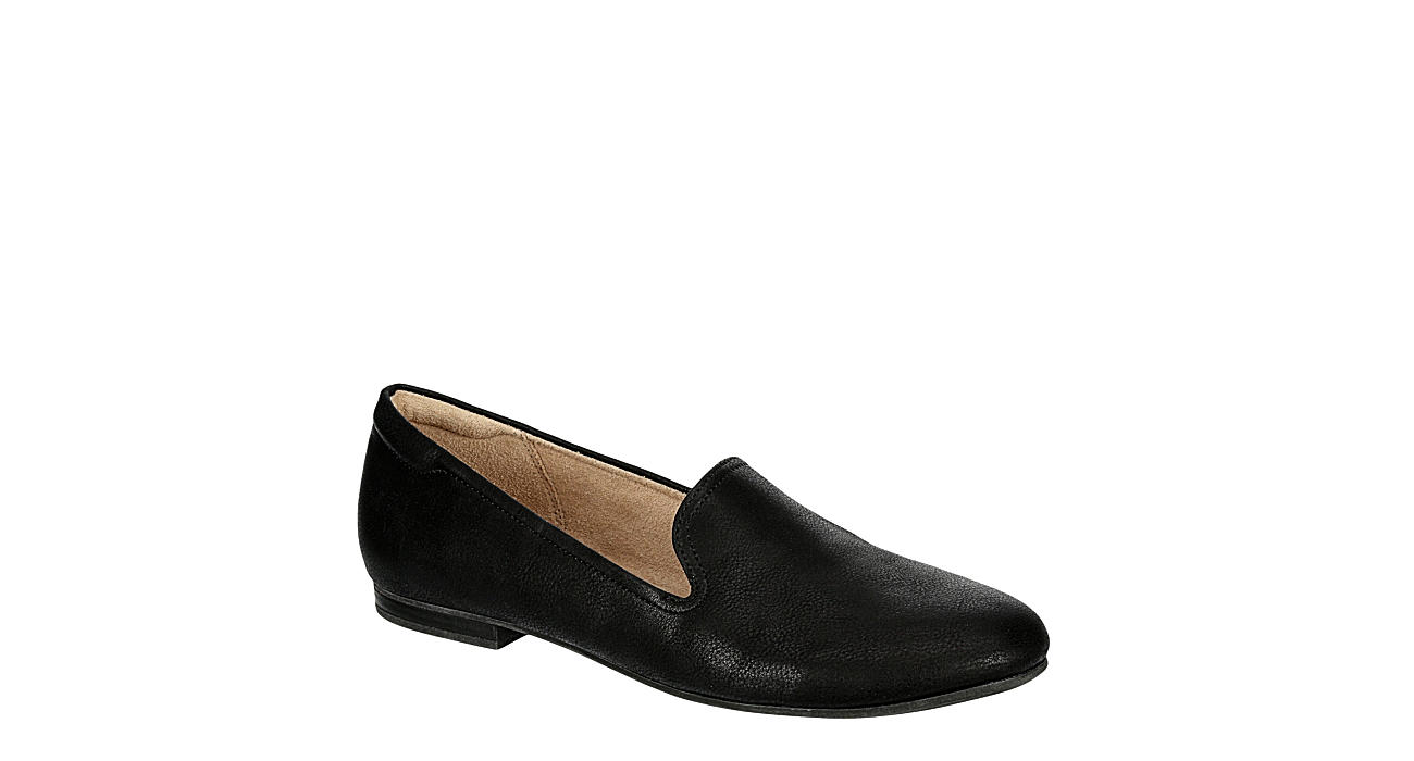 NATURAL SOUL BY NATURALIZER Womens Alexis - BLACK