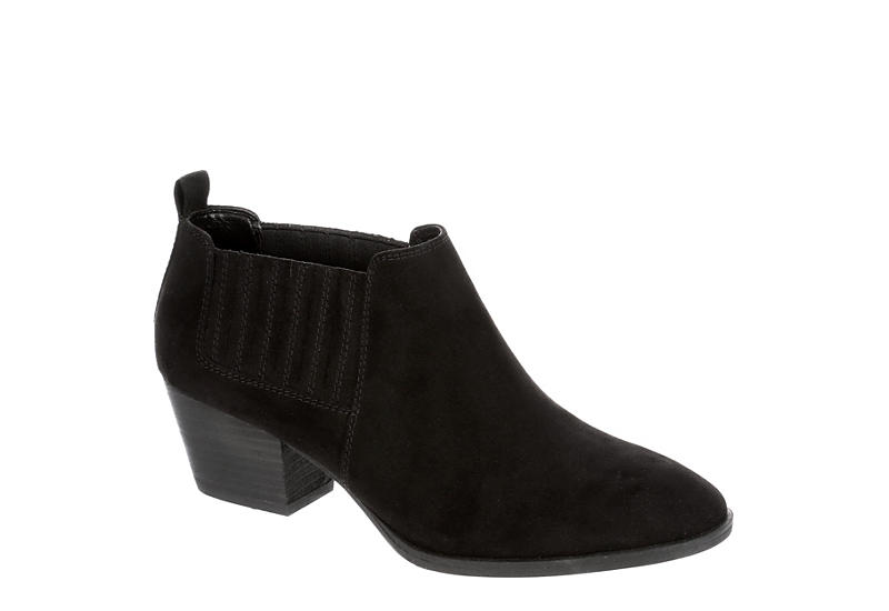 LAUREN BLAKWELL Womens Devyn - BLACK