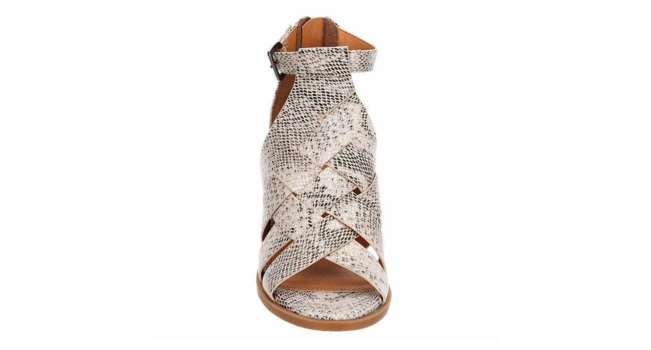 L4L Womens Zink Dress Heel - SNAKE