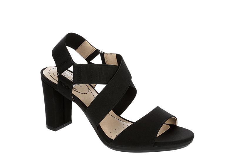 LIFESTRIDE Womens Audrina Dress Heel - BLACK