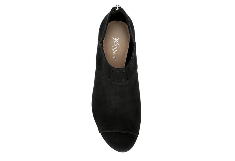 XAPPEAL Womens Ash Dress Heel - BLACK