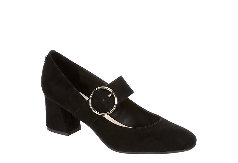AK ANNE KLEIN Womens Vesta - BLACK