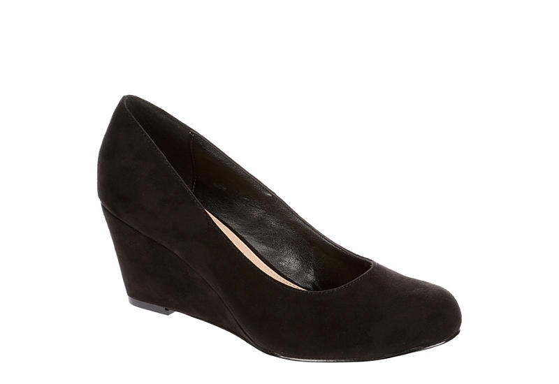 LAUREN BLAKWELL Womens Gilly Dress Heel - BLACK