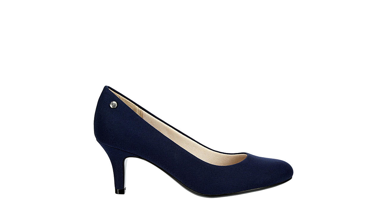 LIFESTRIDE Womens Parigi Pump - NAVY