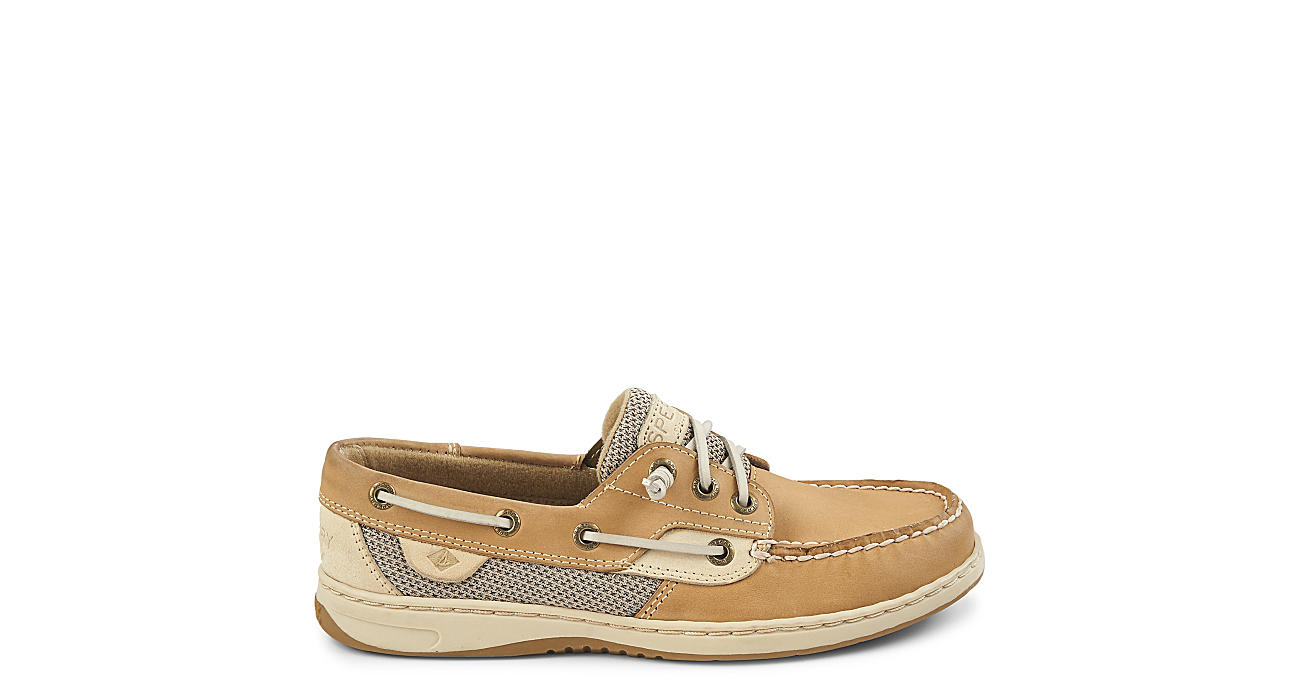 SPERRY Womens Rosefish Boat Shoe - NATURAL