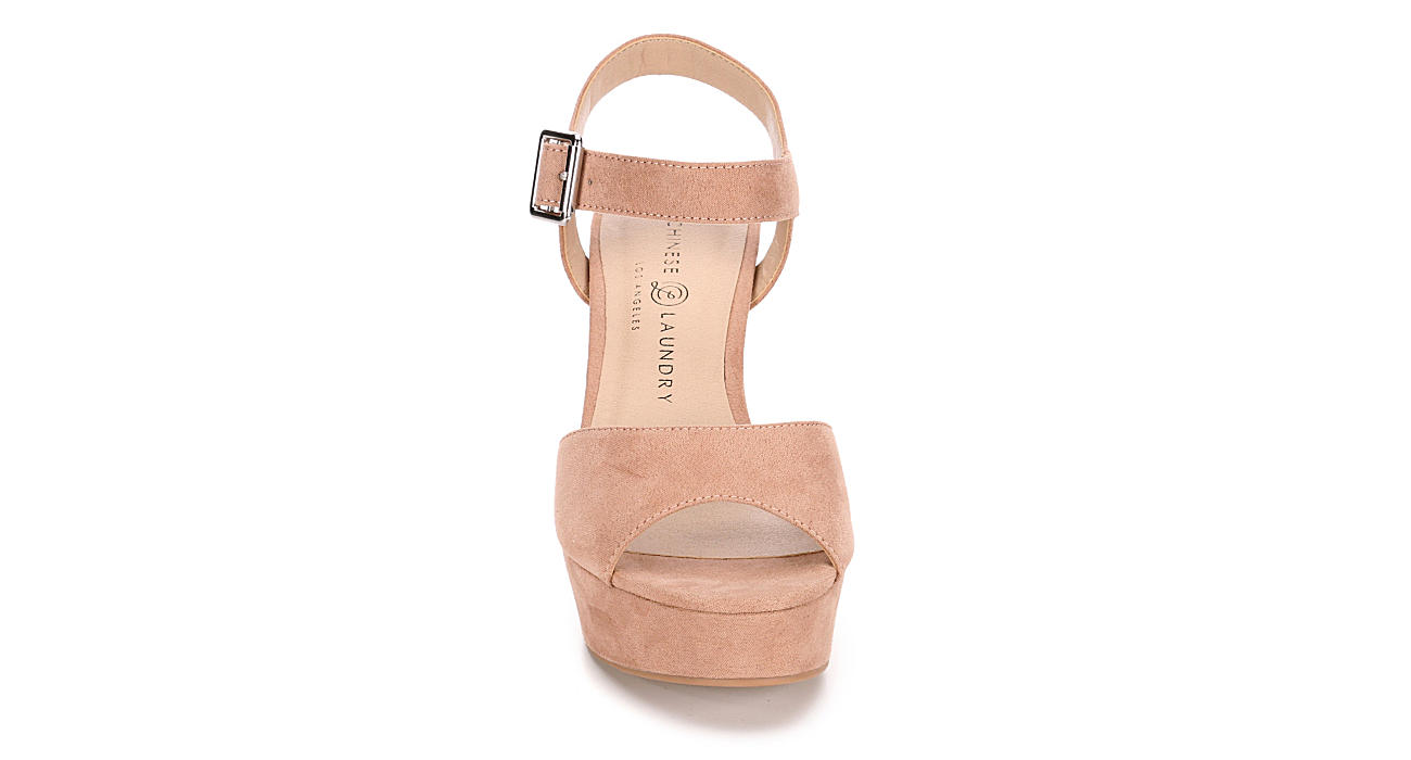 CHINESE LAUNDRY Womens Bianca - BLUSH