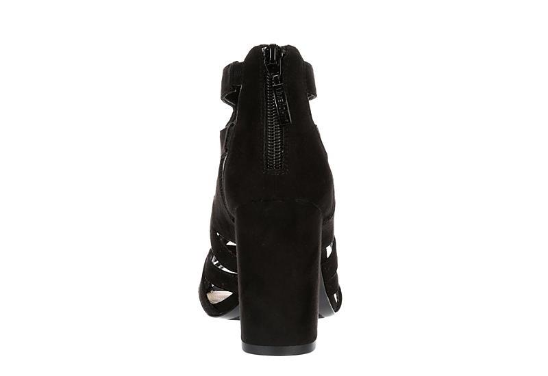 LIMELIGHT Womens Graelyn Dress Heel - BLACK