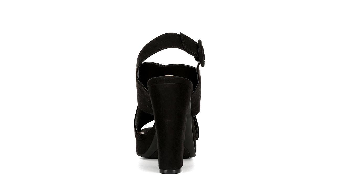 CHINESE LAUNDRY Womens Abree Dress Heel - BLACK