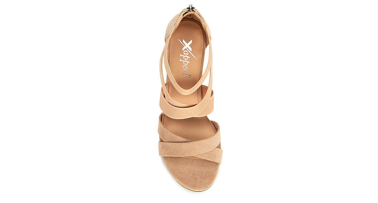XAPPEAL Womens Elke Dress Heel - BLUSH