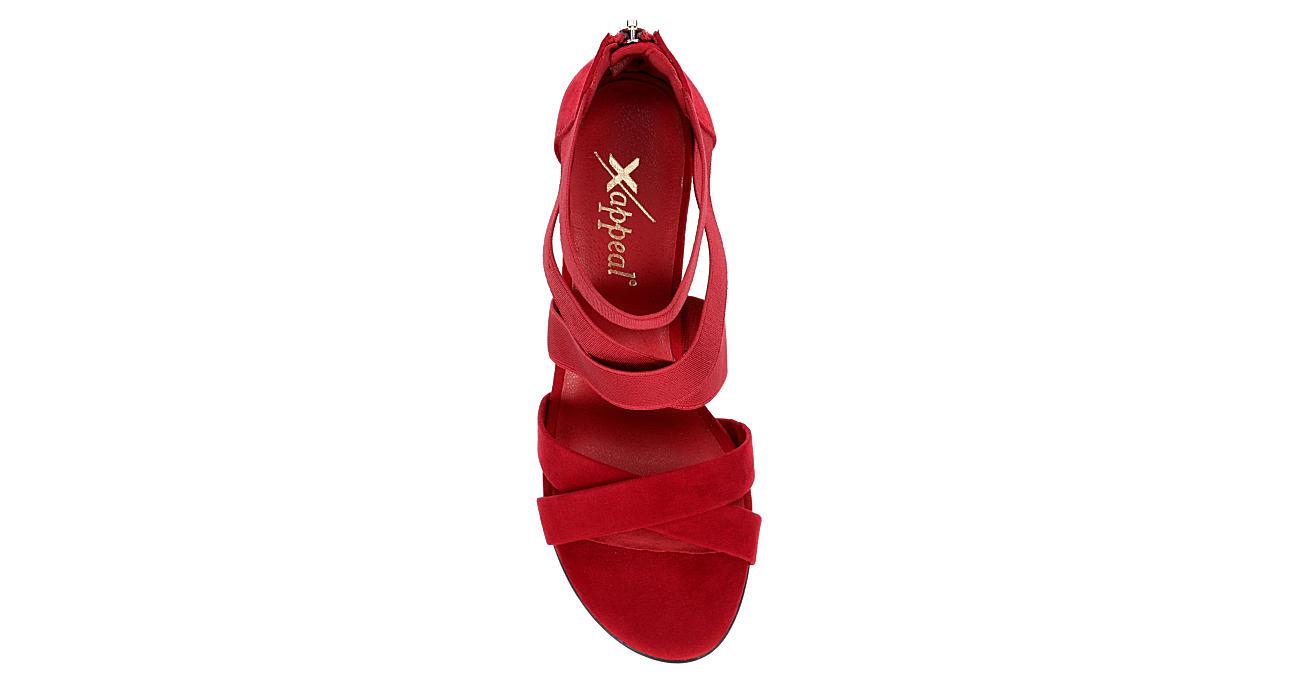 XAPPEAL Womens Elke Dress Heel - RED