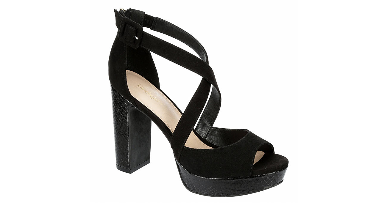 LIMELIGHT Womens Lyanna - BLACK