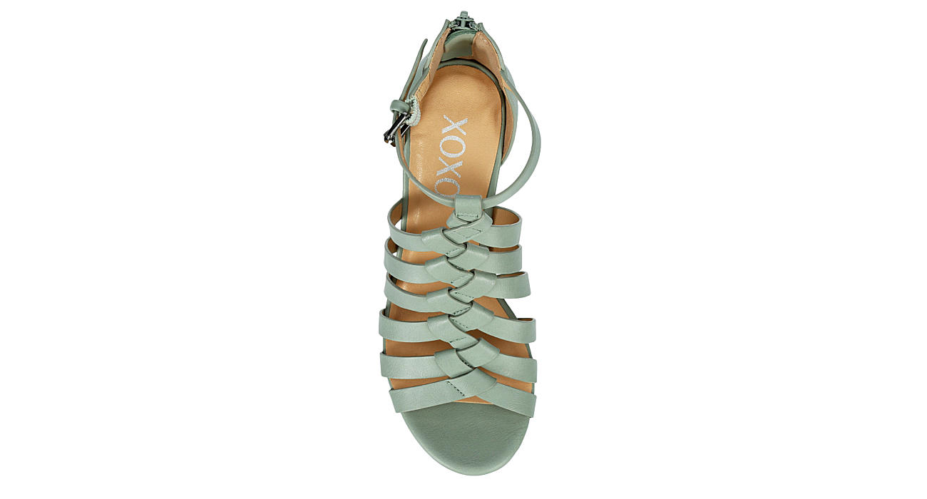 XOXO Womens Baxter - PALE GREEN