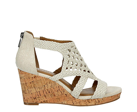 Womens Mellie Wedge Sandal