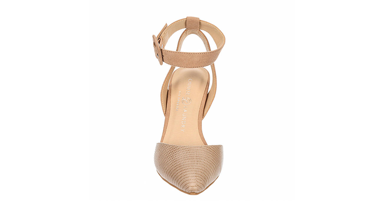 CHINESE LAUNDRY Womens Riddle - TAUPE