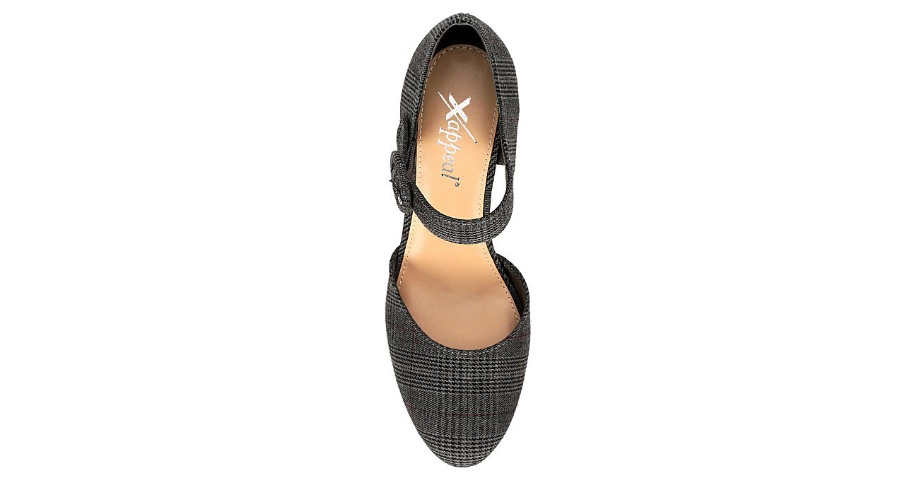 XAPPEAL Womens Carol - PLAID