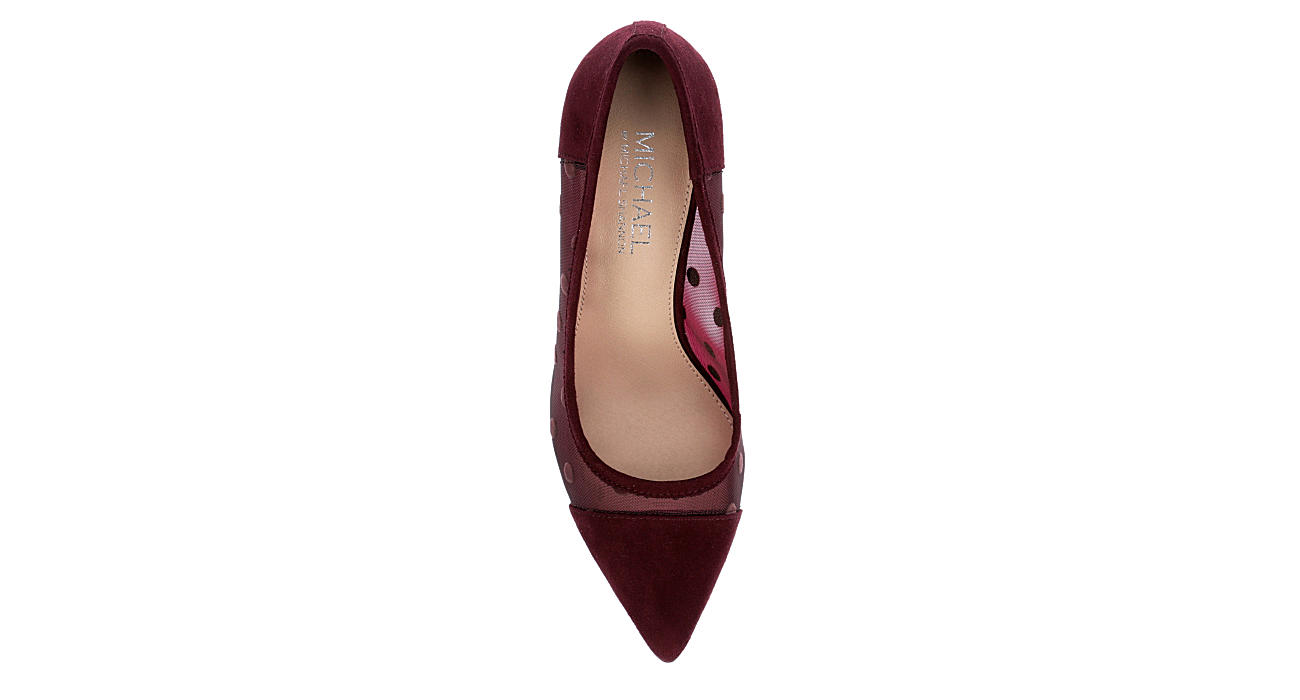 MICHAEL BY MICHAEL SHANNON Womens Rayleigh - BURGUNDY
