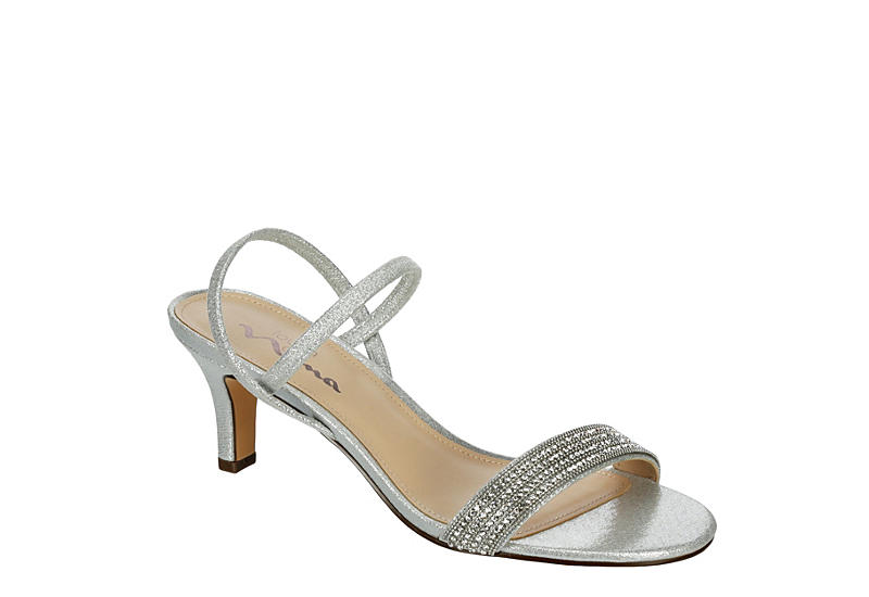 TOUCH OF NINA Womens Nile - SILVER