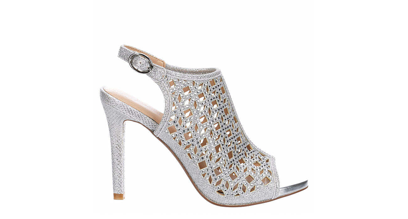 MICHAEL BY MICHAEL SHANNON Womens Allie - SILVER