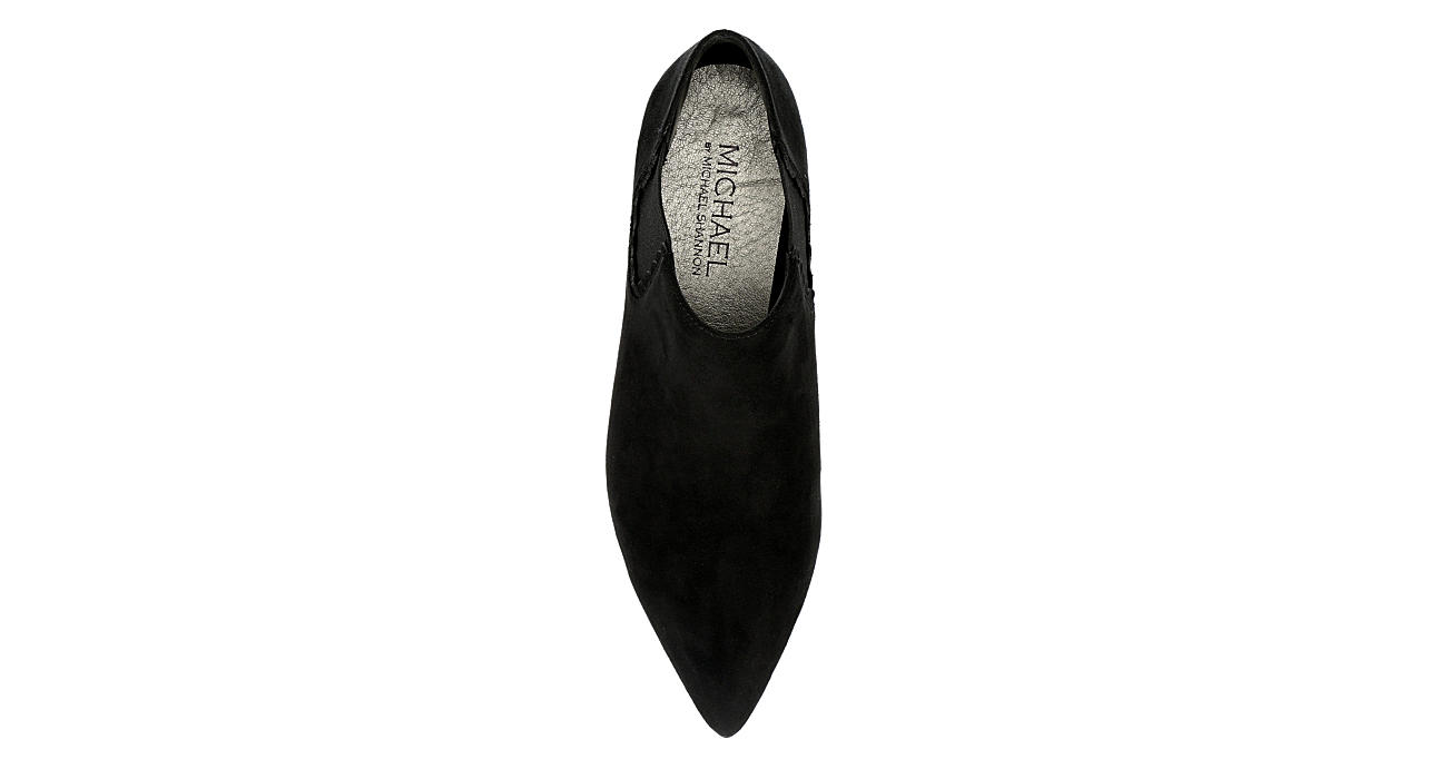 MICHAEL BY MICHAEL SHANNON Womens Fallon - BLACK
