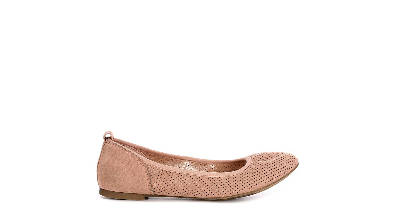 XAPPEAL Womens Clair Flat - BLUSH