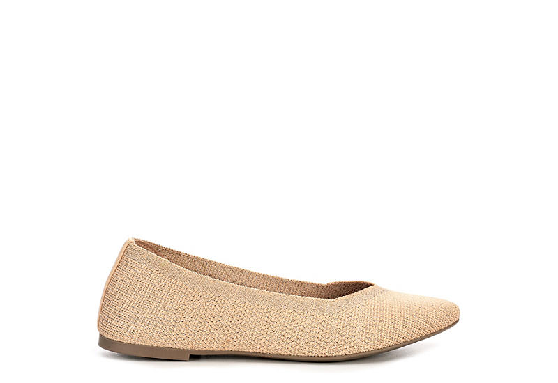 SKECHERS Womens Cleo Skokie - NATURAL