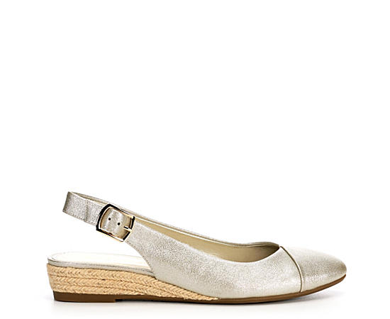 Womens Macklin Flat