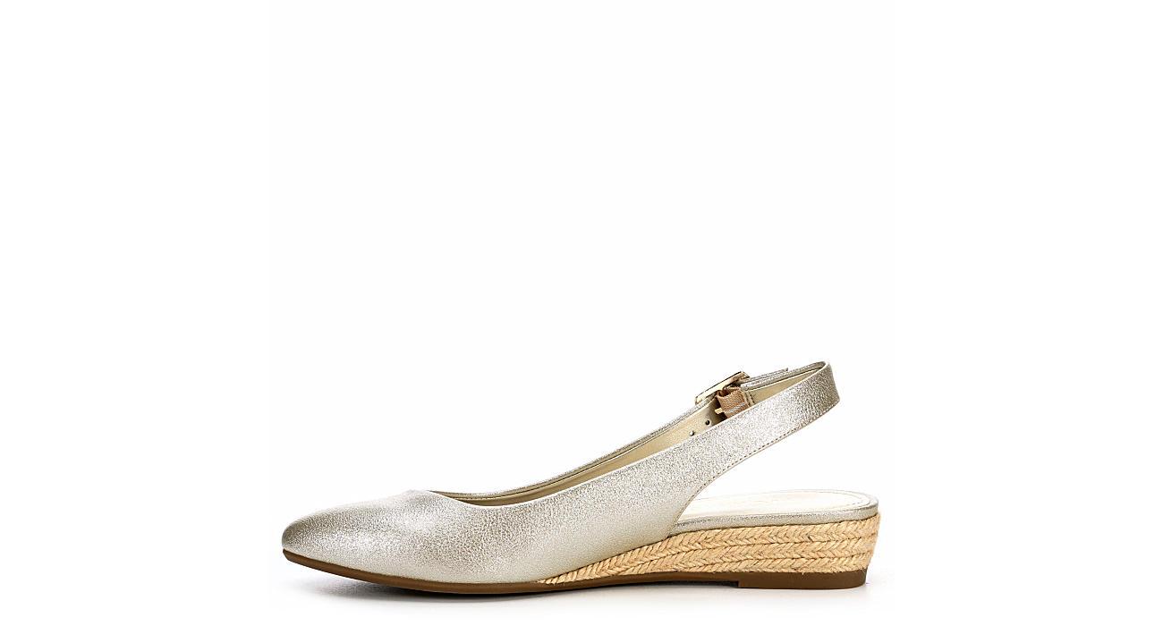 ANNE KLEIN Womens Macklin - GOLD