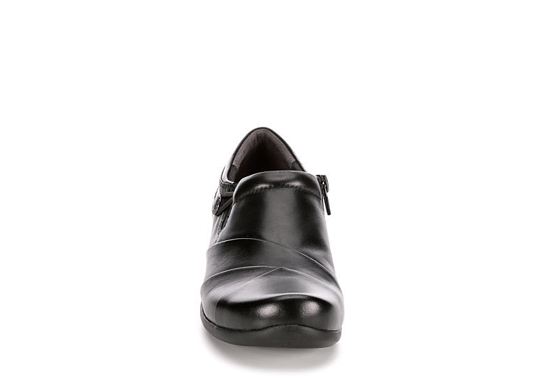 BJORNDAL Womens Bessie Loafer - BLACK
