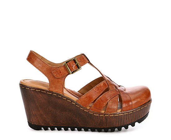 Womens Lizzie Wedge Sandal