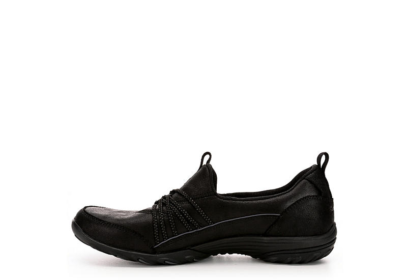 SKECHERS Womens Lets Be Real - BLACK