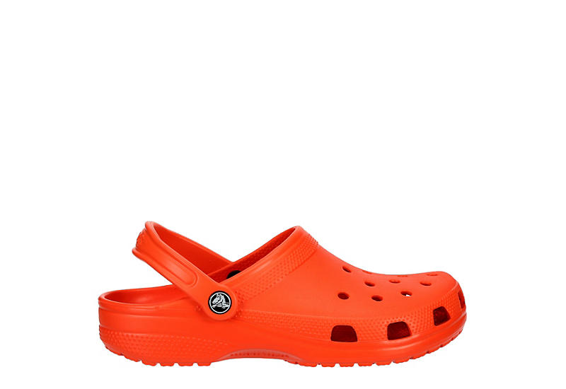 CROCS Womens Classic Clog - ORANGE