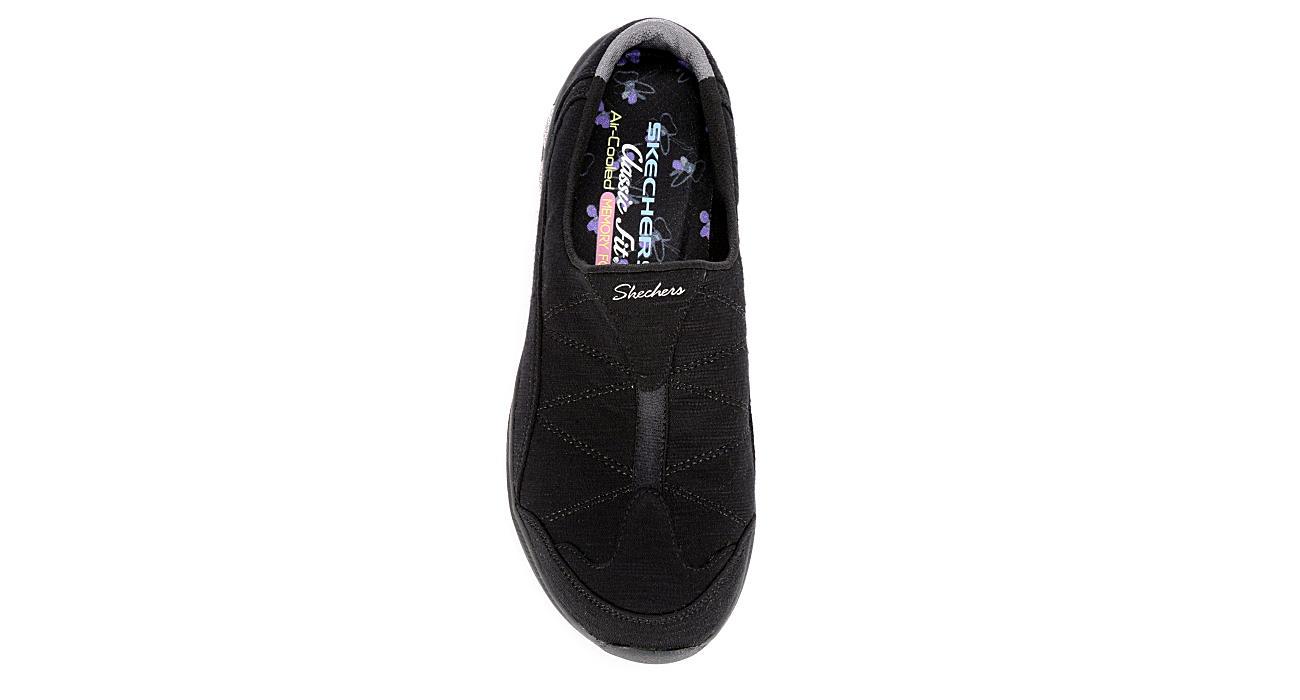 Skechers Womens Commute Carpool - Black b8c37a521d