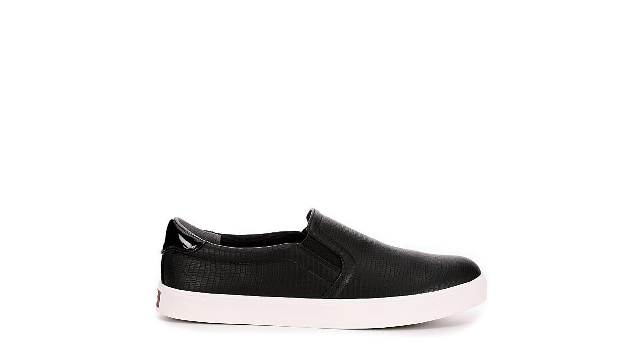 DR. SCHOLL'S Womens Madison Slip On Sneaker - BLACK