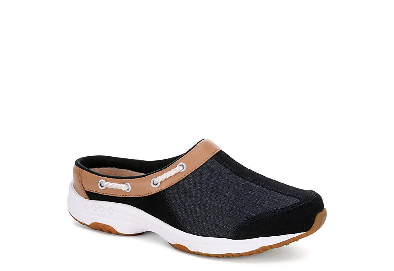 Easy Spirit Travelport Slip-On Shoes- Available in Extended Sizes