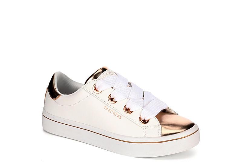 7a929c988 White Skechers Womens Hi-lite
