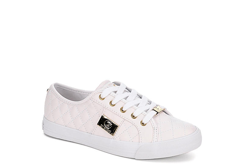 f9ad814ea98b G By Guess Womens Backer - White